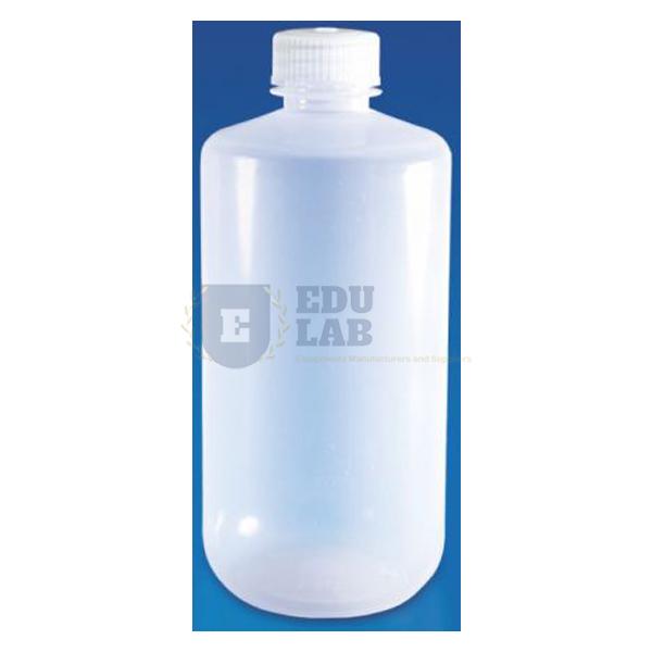 Bottles Reagent, N.M. Glass Polythene