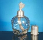 Spirit lamp glass, Polyhedral