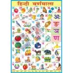 Hindi Alphabet Chart