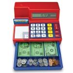 Pretend and Play Calculator Cash Register