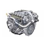 Motor Car Engine Petrol Automobile Engineering Model