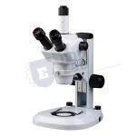 Stereoscopic Zoom Binocular and Trinocular Microscope