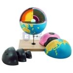 Globe Model of Earth