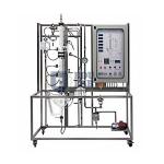 Manual Batch Distillation Pilot Plant
