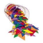 6-Color Tangrams