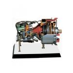 Turbo Starter Small Turbine Engine